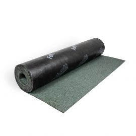 Hurricane Proof Green Polyester Shed Roofing Felt - Huracan 250 SBS - 10m x 1m - 10 YEAR GUARANTEE