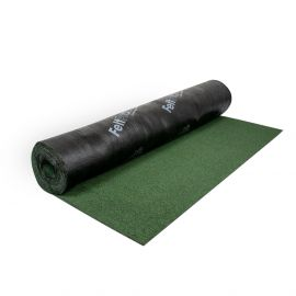 Polyester Shed Roofing Felt- Green Mineral - 10m x 1m - Ultimate Quality
