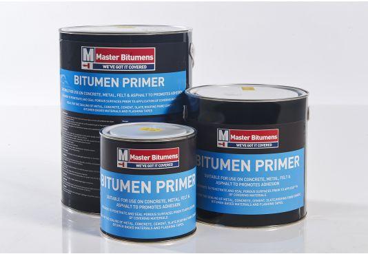 Bitumen Primer - 2.5 Litre.