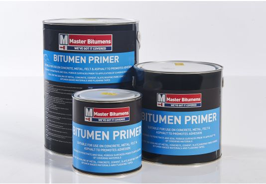 Bitumen Primer - 25 Litre (Single tin)