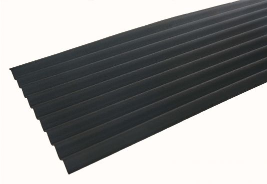 ONDULINE CLASSIC Corrugated Bitumen Roofing Sheets - BLACK   2m x 0.95m x 3mm