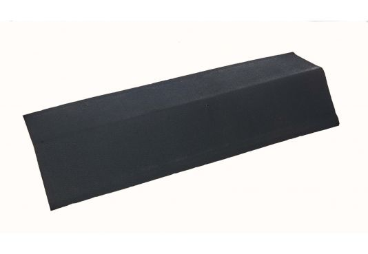 ONDULINE ROOFING VERGE BLACK 1.1m (For side/edge of building)