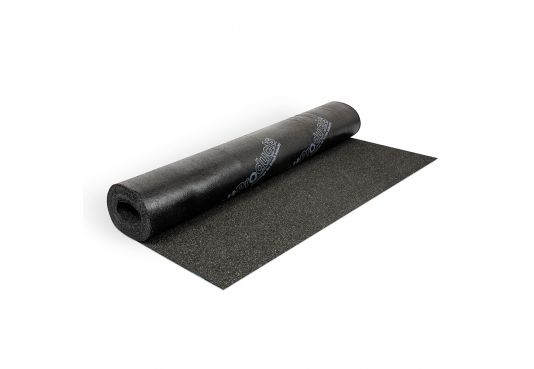 Clout Nails (0.5kg) 13mm + Glass Fibre Shed Roofing Felt (Charcoal) 10m x 1m Combo