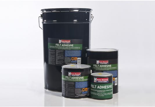 Roofing Felt Adhesive - 25 Litre (Single tin)