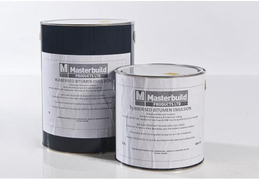 Bitumen Rubber Emulsion - 2.5 Litre.