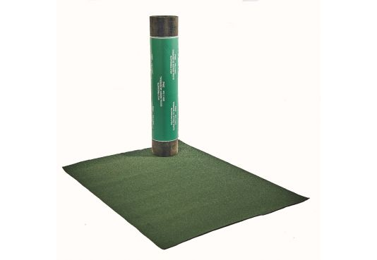 SUPERIOR MEDIUM DUTY MINERAL SHED ROOFING FELT - Fibre based - 10m x 1m